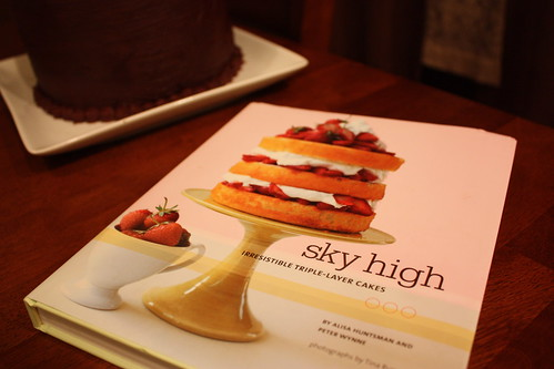 Sky High Cakes cookbook