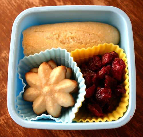 Kindergarten Snack #49: December 8, 2009