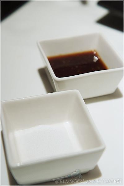 柚子醋&海鹽