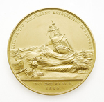 Tiffany Gold Medal Obverse