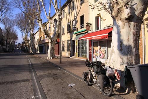 Lézignan-Corbieres, France.