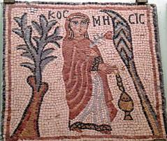 Libia-Museo de Qasr Libia Mosaicos Bizantinos 47 (Rafael Gomez - http://micamara.es) Tags: museum marina de barca barcos mosaics viajes animales museo libya marino byzantine ninfas qasr diosas libia mosaicos dioses qaser bizantinos