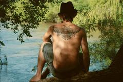 Juan (Rodrigo Piedra) Tags: boy male tattoo juan eagle tatuaje youngboy guila eagletattoo juanranco tatuajedeguila nodejealniogritar