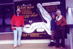 A3 Me, Bobby & Perry @ Olympic Bob Run Sign (fotofreddie1) Tags: winter friends boy snow newyork ski boys friend skiing friendship freunde freundschaft skitrip freund olympicvillage jungs junge winterfun lakeplacid friendships whitefacemountain