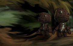 LittleBigPlanet - LittleBigPlanet Central Fan Art