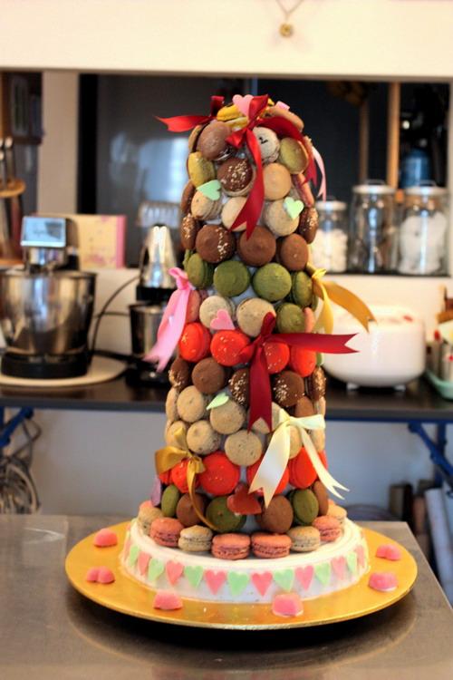Macaron Tower by Sunny Yaw 1