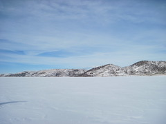 View To North On Williams Fork Reservoir (fethers1) Tags: fishing icefishing laketrout williamsforkreservoir