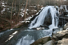 Roaring Run Falls (MNesterpics) Tags: water virginia waterfall va 2010 roaringrun roaringrunwaterfall