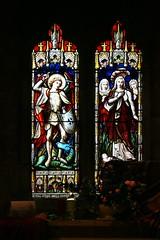 St. Michael, Moses. St. Botolph, Farnborough