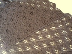 Woodland Shawl for MIL