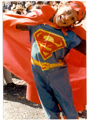 Barry Harper School 30 Halloween Parade (distar97) Tags: halloween costume superman barry harper yonkers school30 school30yonkers