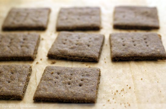 gluten-free graham wafers