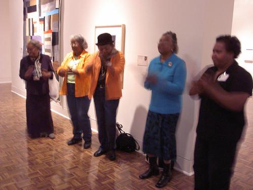 Gee's Bend Quilt Exhibit at Flint Institute of Art