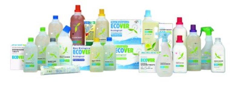 ecover product range