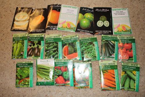 Vegetables 2010