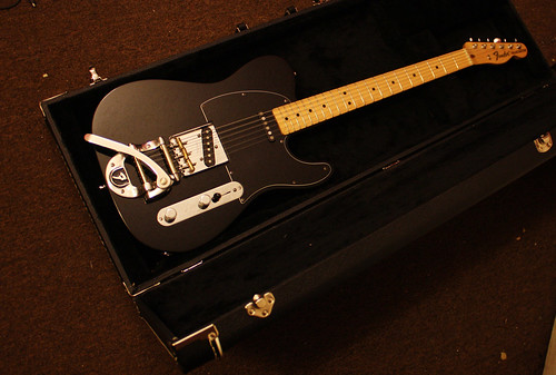 telecaster update