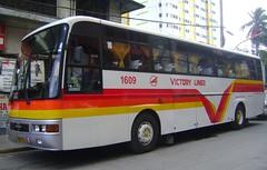 Victory Liner 1609 (marKuneho8525 optd. by rabbit.explorer) Tags: man 1609 vli almazora lionsstar