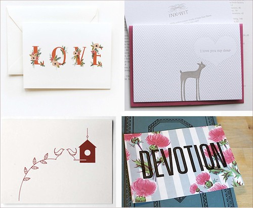 Valentine's Day Card Round-up