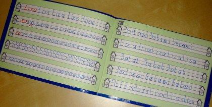Schreiben Lernen 1. Klasse