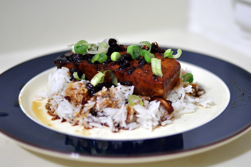 Stellar Recipes: Braised Tofu in Caramel Sauce