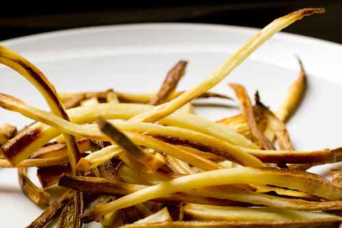 Roasted Parsnip Fries 2