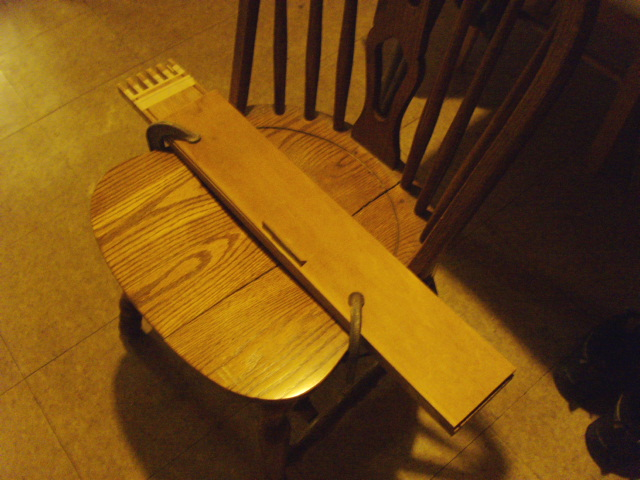 Kitchen Chair Vise