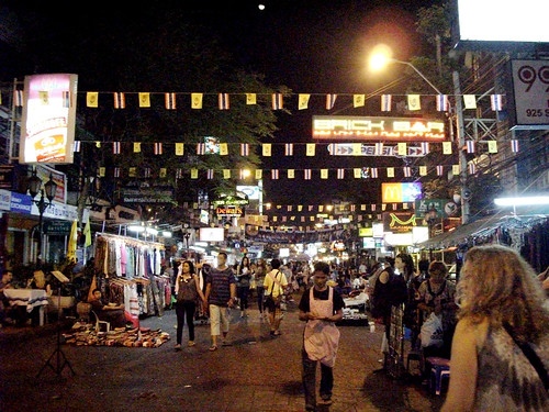 Khan Sao Road, Bangkok, Thailand