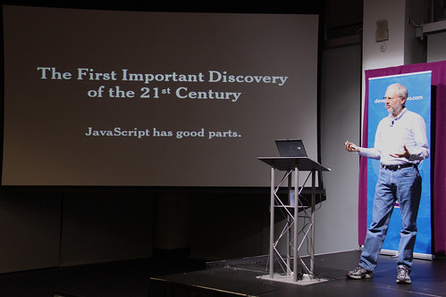 The First Important Discovery of the 21st Century: JavaScript Has Good Parts