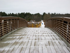 Dunstan RIver Bridge (East Coast Greenway) Tags: offroad maine trail planning ecg advocates eastcoastgreenway easterntrail etmd 2010constructionprojects