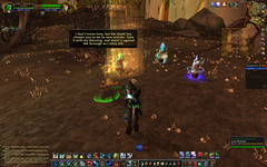 Quel'delar (alachia) Tags: wow screenshot worldofwarcraft quest mmo wotlk sunwell queldelar batteredhilt