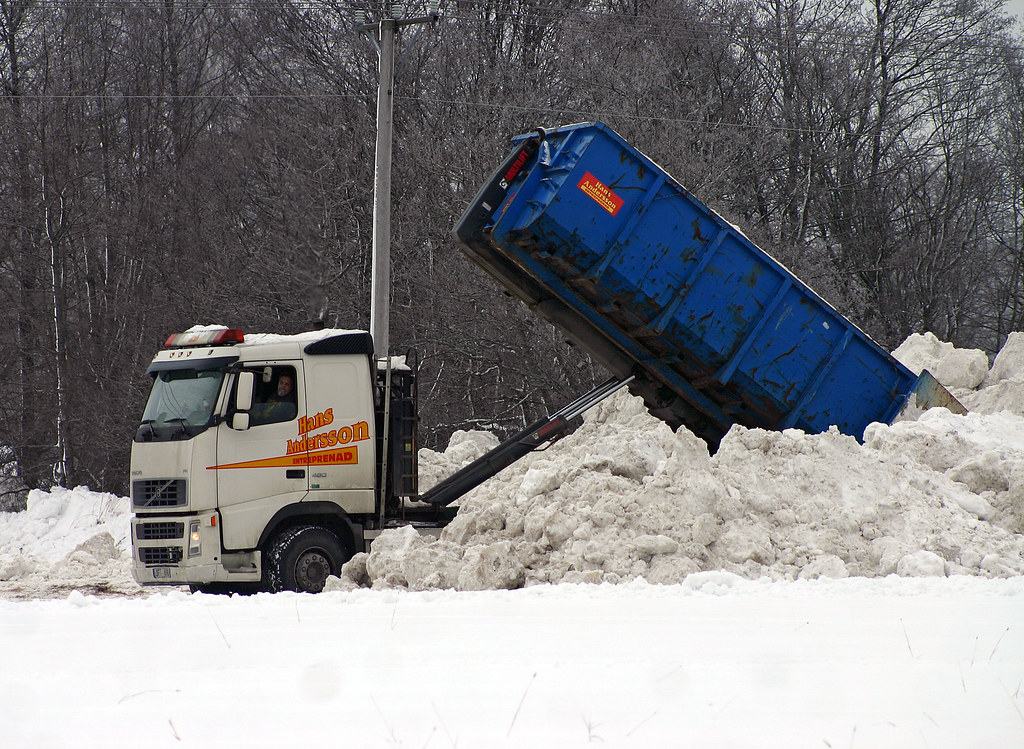 The Snow Dumper