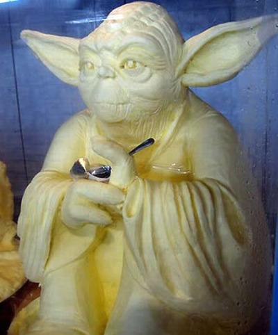 butter yoda