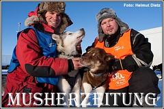Femundlopet: Hendrik Stachnau& Pertti Lehtiranta