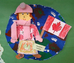Madeline's Doll for International Week 2010