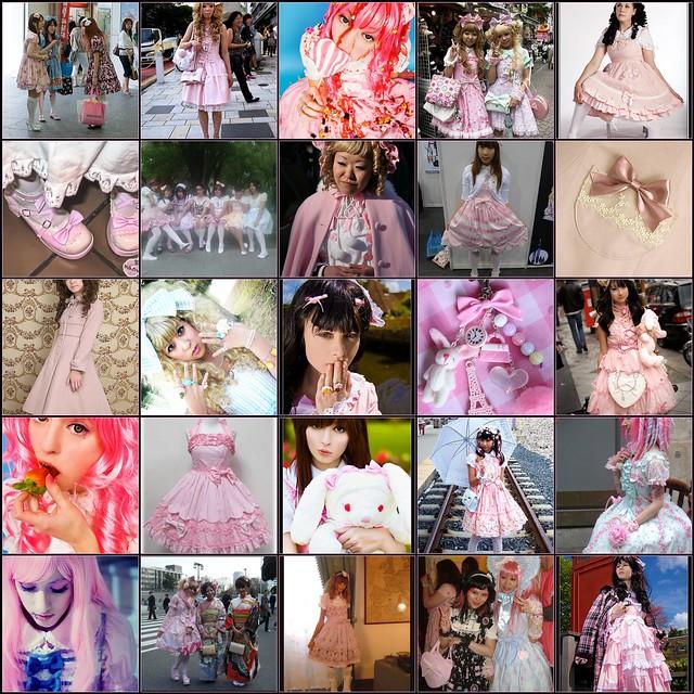 fashion japan japanese tokyo sweet lolita kawaii