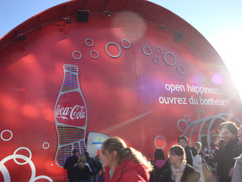 LiveCity Yaletown - Happiness House (Coke Pavilion)