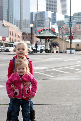 sisters in Seattle
