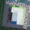 Sophie's Scrap  Strip Square #1 RIGHT
