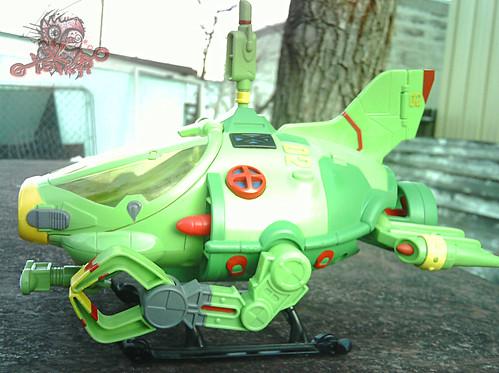 Teenage Mutant Ninja Turtles :: SHELL SUB..; C