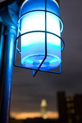 Police Light (supaho06) Tags: sunset austin texas atx canoneos1dmarkiii 092409 canonef1635mmf28liiusm 9d3i3889