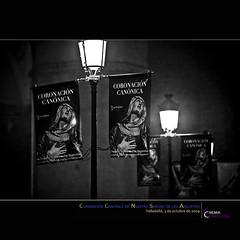 Efemrides (Chema Concellon) Tags: espaa spain europa europe valladolid ritual carteles tradicin castilla celebracin procesin rito castillaylen religin devocin angustias 100vistas coronacin chemaconcelln nuestraseoradelasangustias coronacincannica 3deoctubrede2009