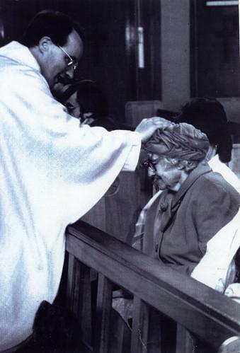 Christ the King Church, Simshill, 1988.