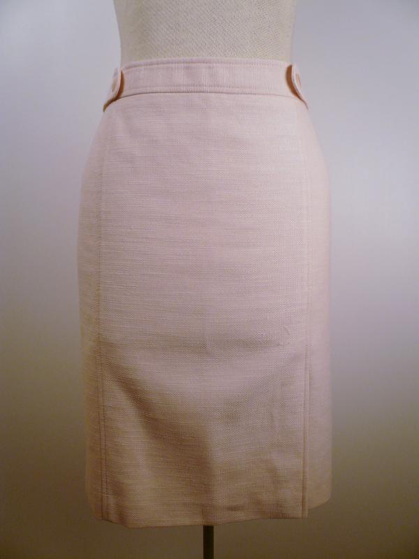 pink_LOFT_suit_skirt