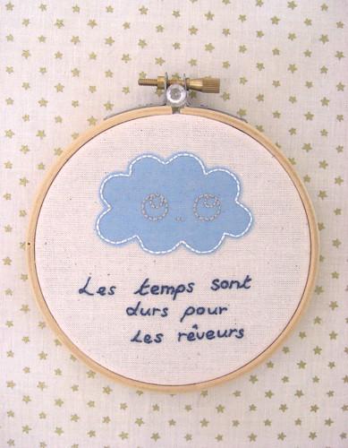 'Dreamer' Stitch Picture