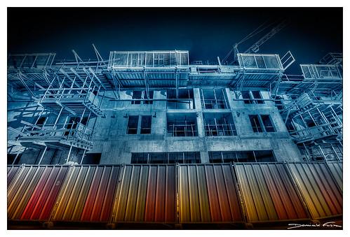 Squelette urbain - Urban Skeleton