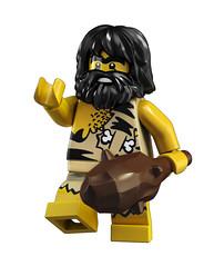 8683 Minifigures Caveman