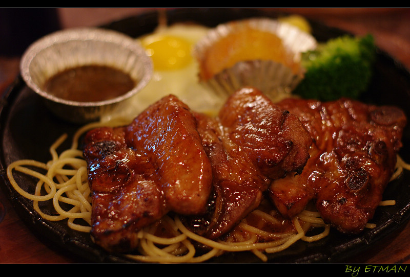 [板橋] 霸子 牛排西餐