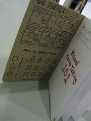 Visual Notetaking booklet