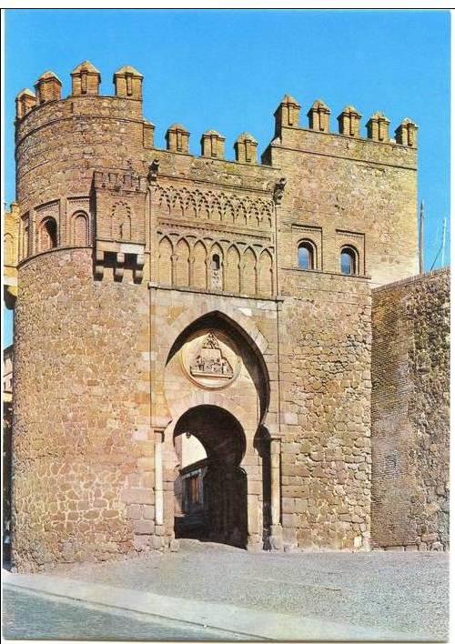 Puerta del Sol a mediados del siglo XX.