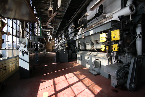 DELPHI PLANT POWER HOUSE